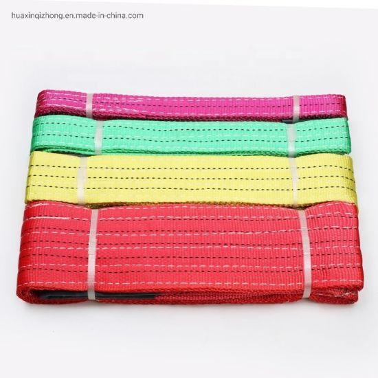 Supply Double Eye Type Polyester Endless Webbing Sling
