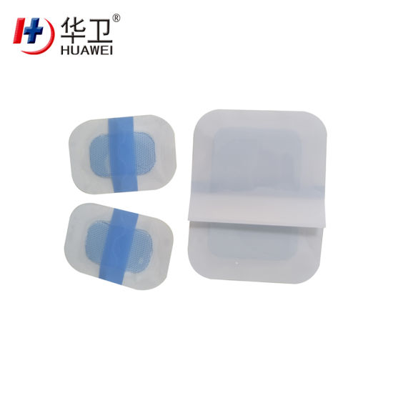 Wound Care Dressing Hydrogel Wound Dressing 4.2*6.5cm for Burn Wounds Care Approved by Ce Class II / FDA