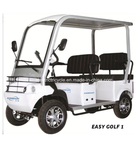 6 Passenger New 2018 Electric Powered Golf Carts for Sale pictures & photos