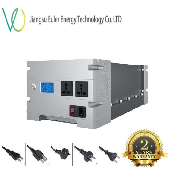 Factory Directly Supply 25.6V LiFePO4 Solar Home System Battery