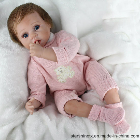 High Quality 22 Inch Reborn Babies for Baby Girl Toys