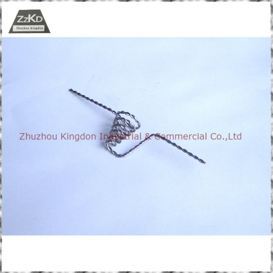Tungsten Heater Wire-Tungsten Heating Filament pictures & photos