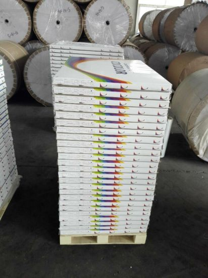Carbonized Paper for Making Recipts for Telecom, Bank, Express. pictures & photos