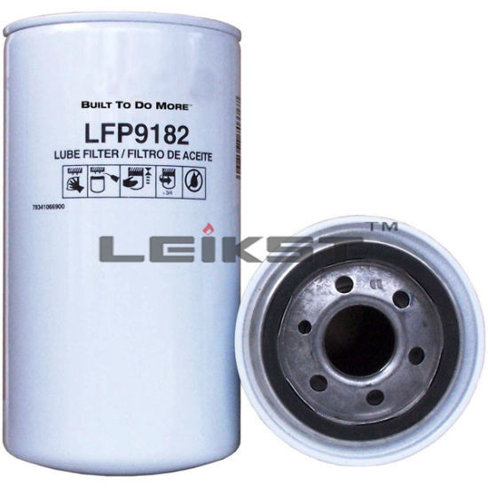 China High Quality Lube Spin-on Filter and Fuel Filter for ... on