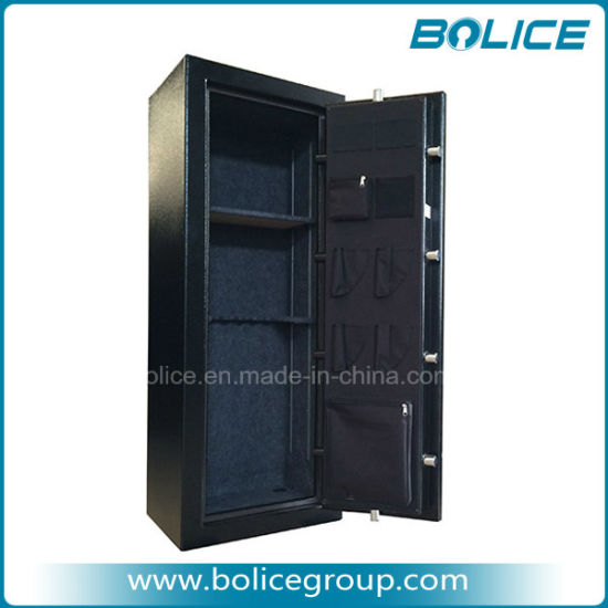 Durable Rifle Gun Cabinet Safe with UL Certificate (14 GUNS) pictures & photos