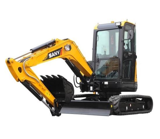 Sany Sy35u 3 5 Ton China Mini Digger Mini Backhoe Excavator