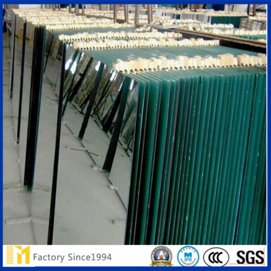 China Manufacturer 1.5mm 2mm 3mm 4mm 5mm 6mm 8mm Float Glass Mirror with Best Price pictures & photos