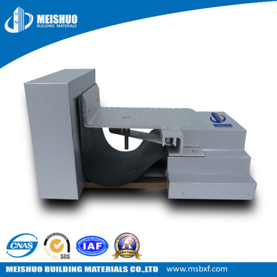 Extruded Aluminum Alloy Floor to Wall Joint Cover