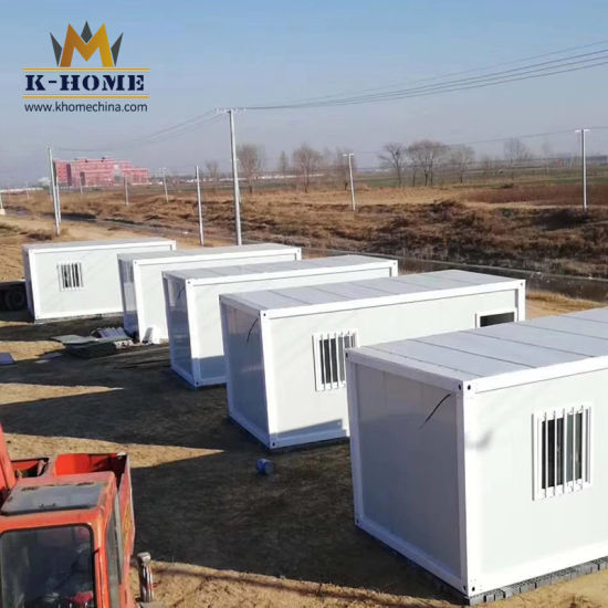 Modular Movable Construction Site Container Office