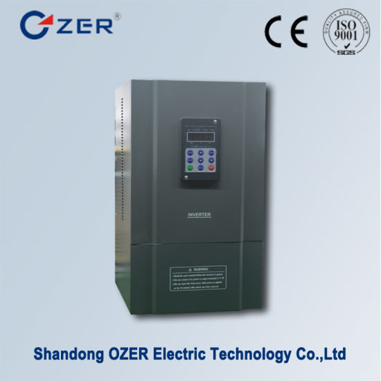 0.5-100HP Qd800 220V 3 Phase Frequency Inverter with Ce Approval pictures & photos