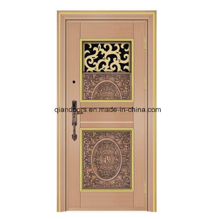 High Technology Gold Luxury Wrought Stainless Steel 304 Villa Gate Design pictures & photos