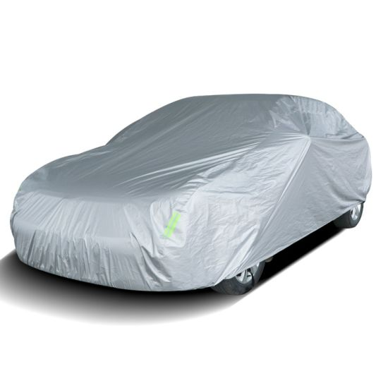 All Wheather Uesd Customized 100% Waterproof Polyester Camry Car Cover