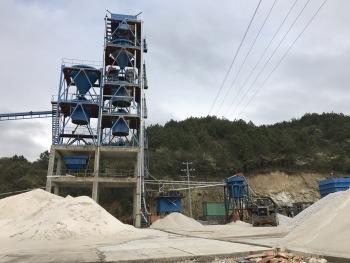 Glass Grade Silica Sand Processing Plant