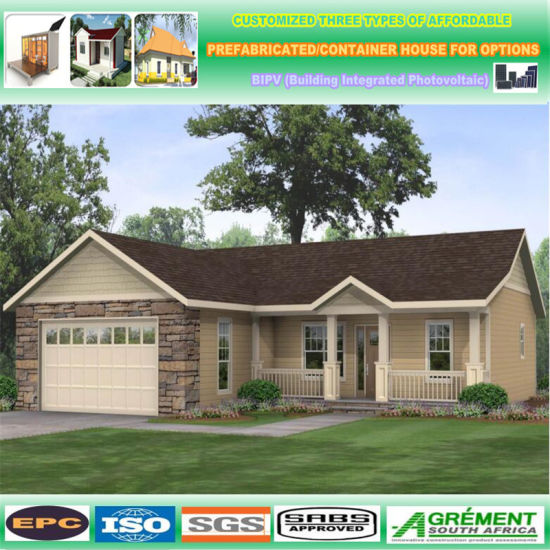 Flourish Various Sizes of Steel Frame Prefab Modular Cheap Small Mobile Homes