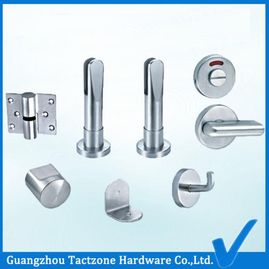 Wholesale Durable Bathroom Cubicle Toilet Partition Hardware Accessories