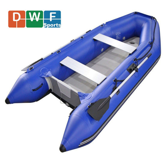 Ce 3m Wholesale Hypalon or PVC Material Inflatable Sport Boat for Sale