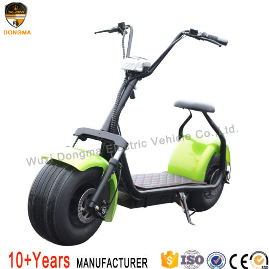 2000W Harley City Coco with Music Speaker Ce Approval Electric Scooter