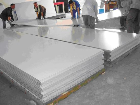 China Cold Rolled Stainless Steel Sheet B Finish Stock With Low - 4x8 steel table