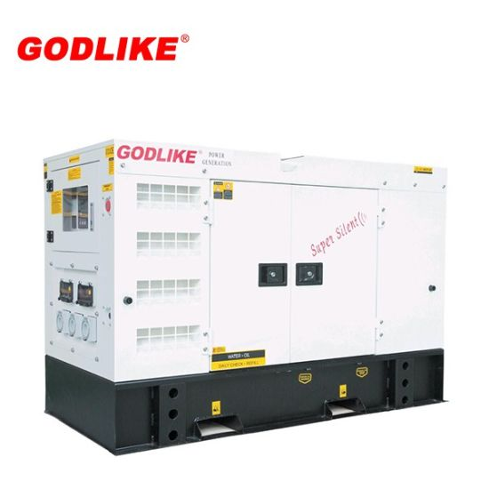 Single Phase 15 kVA Chinese Generator Fuel Consumption (GDYD15*S