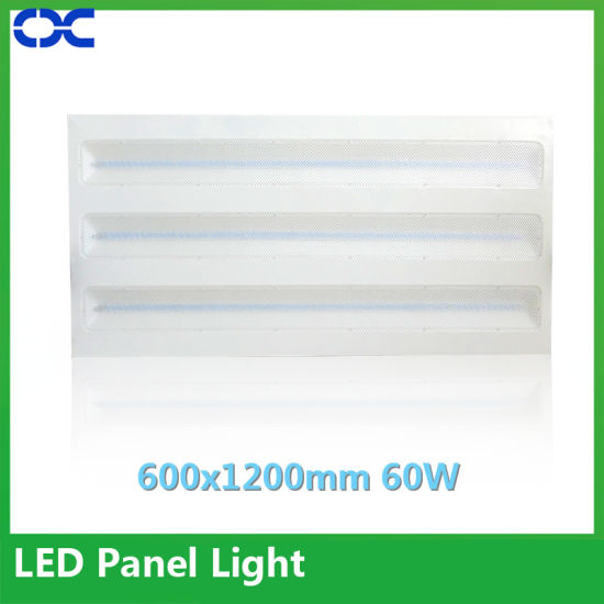 Ce 60W 600X1200mm Ceiling Lighting LED Lights LED Panel Light pictures & photos