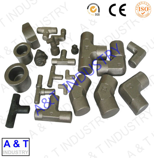 CNC Machined Cold Forging Parts pictures & photos