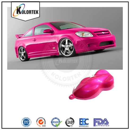 Candy Pigment Colors Plasti Dip For Car Paint