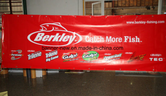 13oz High Resolution Outdoor Advertising Vinyl PVC Banner (SS-VB97) pictures & photos