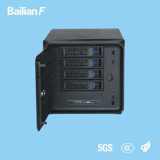 Bailian F Customized Server 2019 Hot Sell 4bays Rack Nas Server
