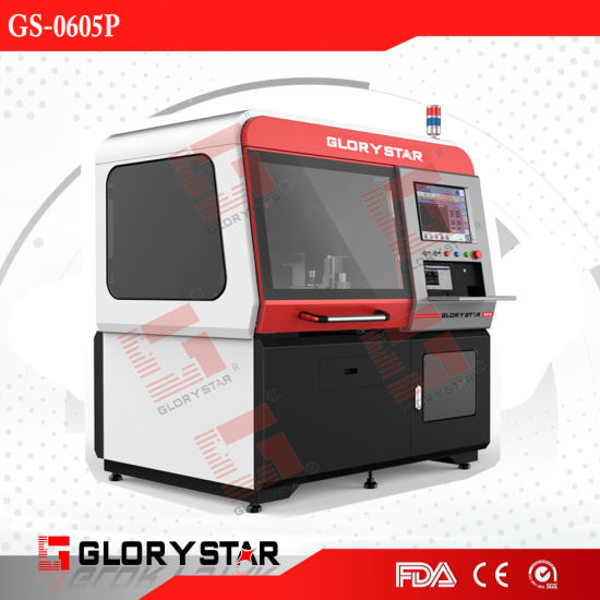 High-Quality CNC Mini Laser Cutting Machine Price pictures & photos