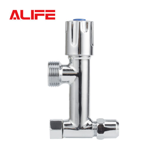 Brass Angle Valve Aljf07 pictures & photos