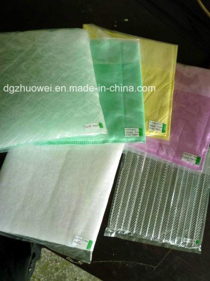 F5 F6 F7 F8 Pocket Filter Bag Filter Roll Media for Air Conditioning and Ventilation System