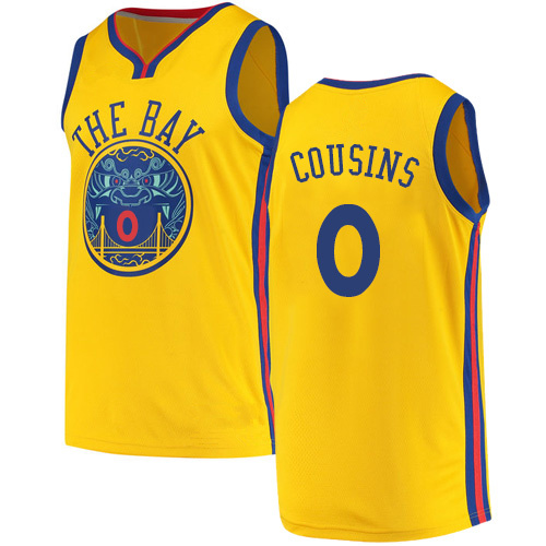 cheap for discount 30f44 5c546 Men Women Youth Warriors Jerseys 0 Demarcus Cousins Basketball Jerseys