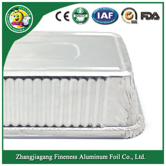 Top Quality of Disposable Aluminum Foil Containers pictures & photos