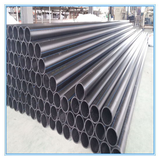 Large HDPE Plastic Pipe (315mm PN12.5) for Sewage/Water/Gas/Oil & China Large HDPE Plastic Pipe (315mm PN12.5) for Sewage/Water/Gas ...