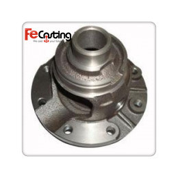 Sand Iron Casting/Cast Iron, Pump Parts, Resin Sand Casting pictures & photos