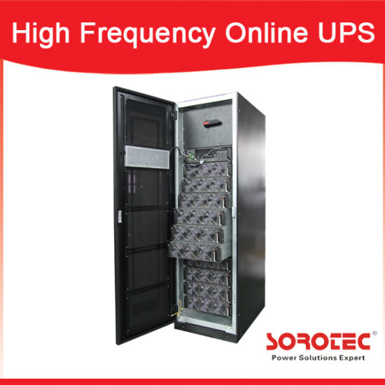 China Wholesale Modular UPS 30-300kVA 40kVA Three Phase UPS 380V/400V/415AC pictures & photos