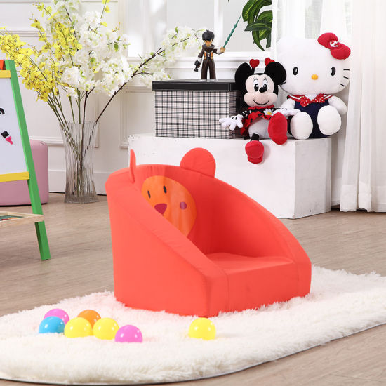 Kids All Foam Sofa Chair Living Room Furniture Baby Sofa pictures & photos