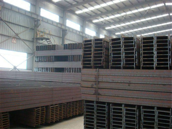 Hot Rolled Galvanized Steel Sections H Beam From Jessica pictures & photos