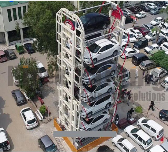 Car Lift For Home Garage >> China Vertical Rotary Circulation Smart Automated Parking Systems - China Automated Parking ...