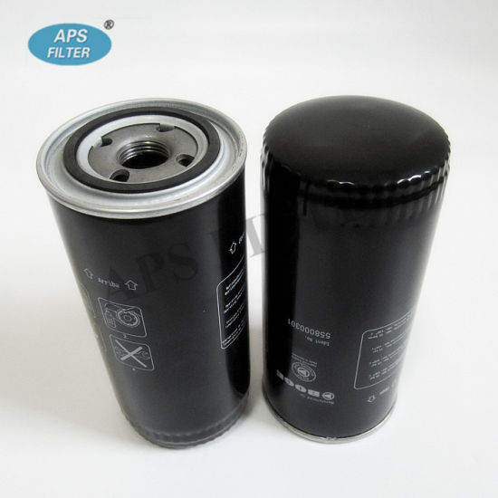Factory Price Fiberglass Oil Filter Element 558000301 pictures & photos
