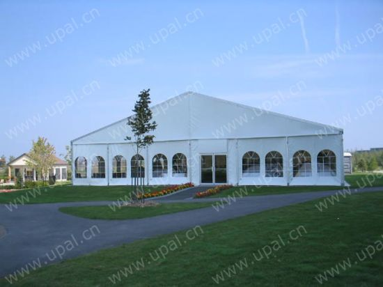Large Outdoor Party Wedding Marquee Tent with Glass Wall pictures & photos