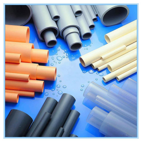 PVC Pipe, UPVC Pipes for Drinking Water (D20-D400) pictures & photos