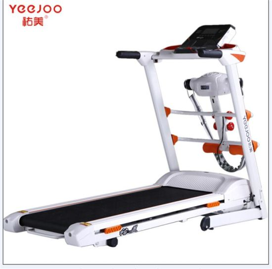 Popular Electric Treadmill with MP3, USB pictures & photos