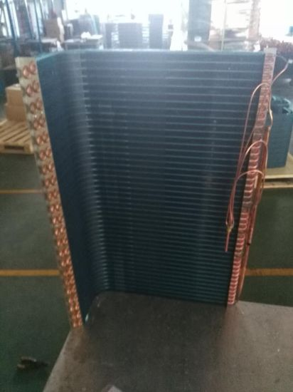 China Water to Air Heat Exchanger/Hot Water Coil/Outdoor Wood ...