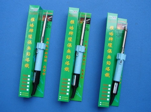 Lead Free Soldering Iron with LED Indicator Yh-006 pictures & photos