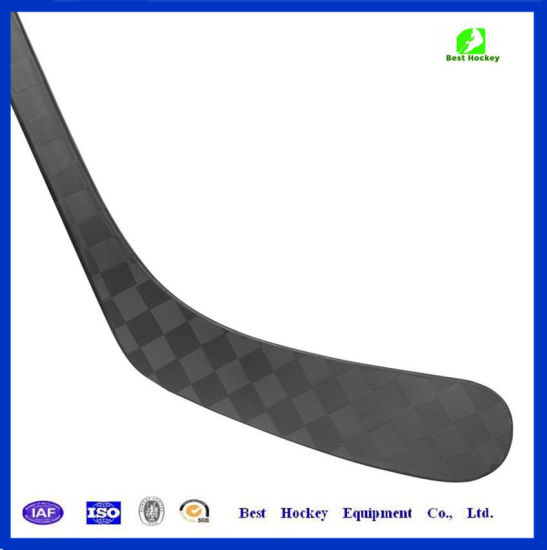 Customized Carbon High Performance One-Piece Construction Ice Hockey Stick pictures & photos