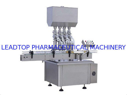 Viscosity Liquid / Kechup / Sauce Filling Machine Avf Series 20-500ml