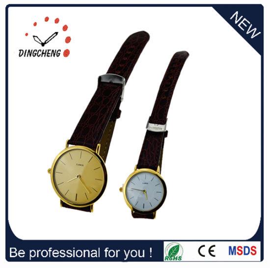 China New Couple Lover Alloy Steel Watches Luxury Quartz