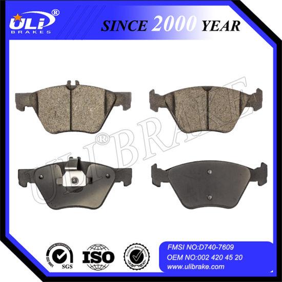 Supply Auto Spare Part Ceramic Brake Pads