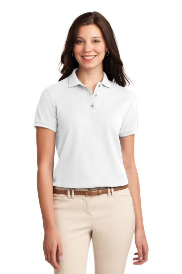 Wholesale Cheap 100% Polyester Plain Women's Polo Shirt